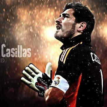 В профаил Casillas