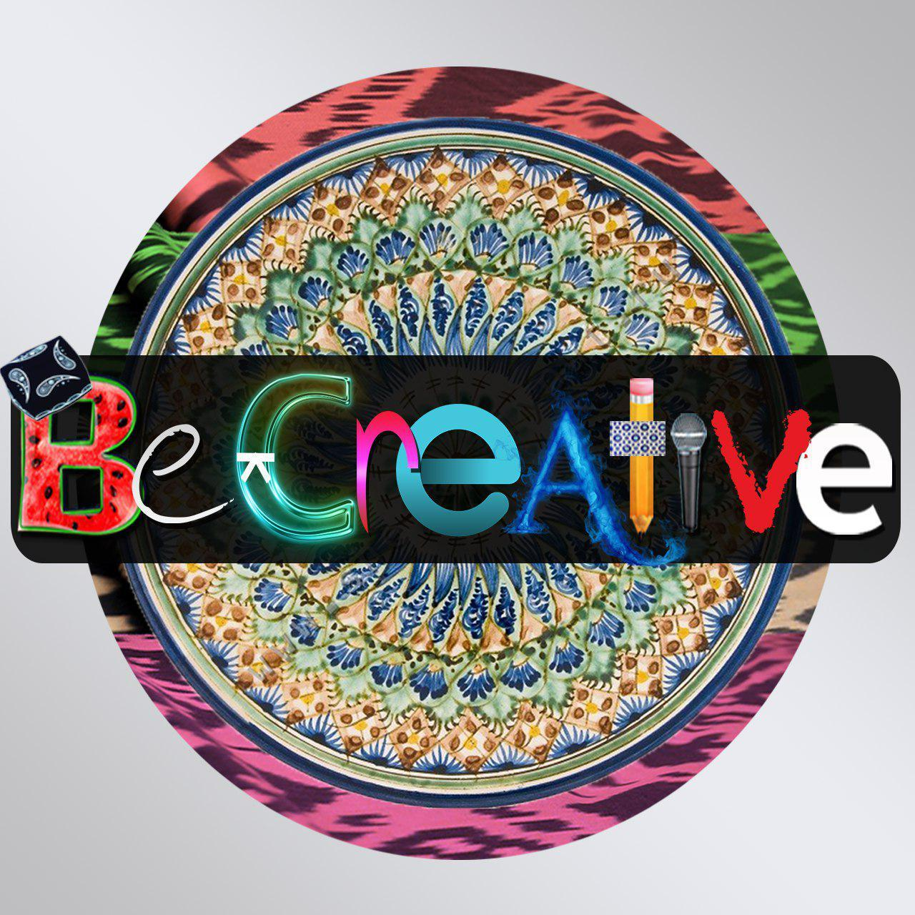 В профаил BeCreative